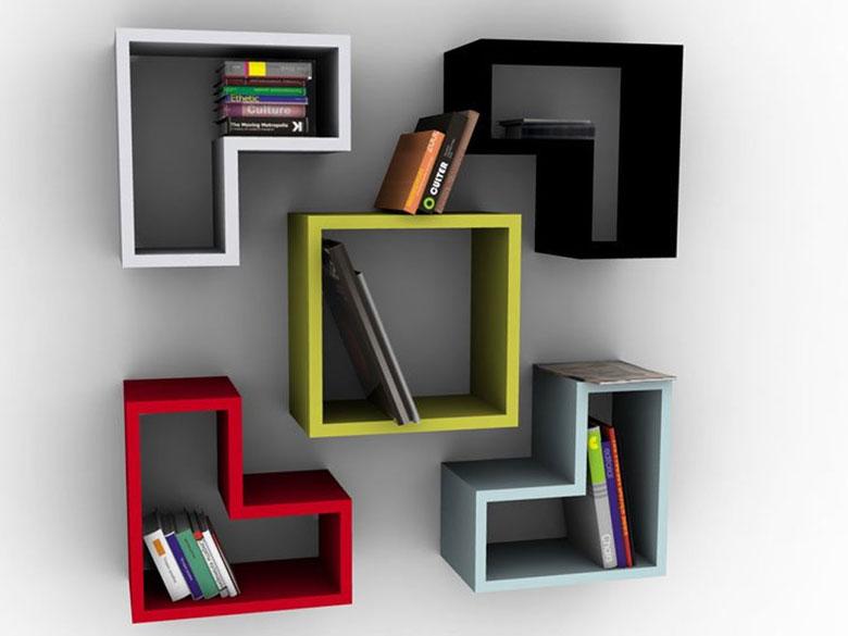 Book Shelves | Wood India Bangalore